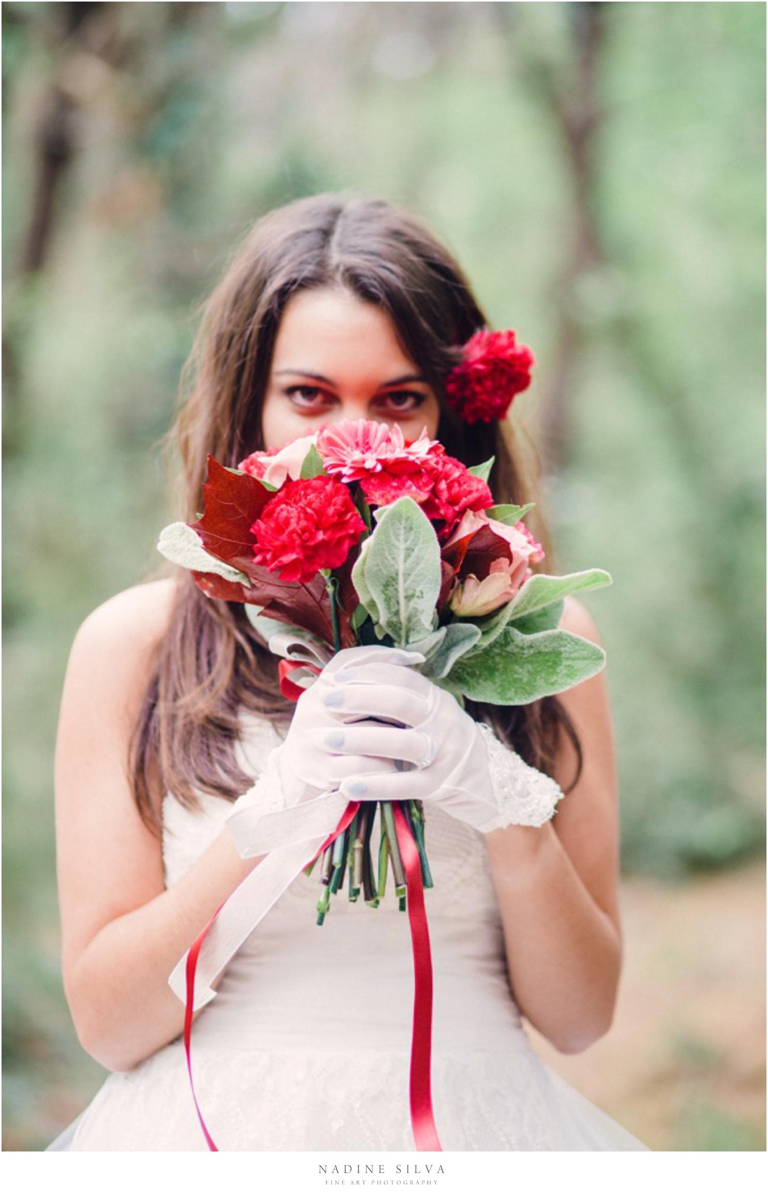bouquet sposa aromatiche