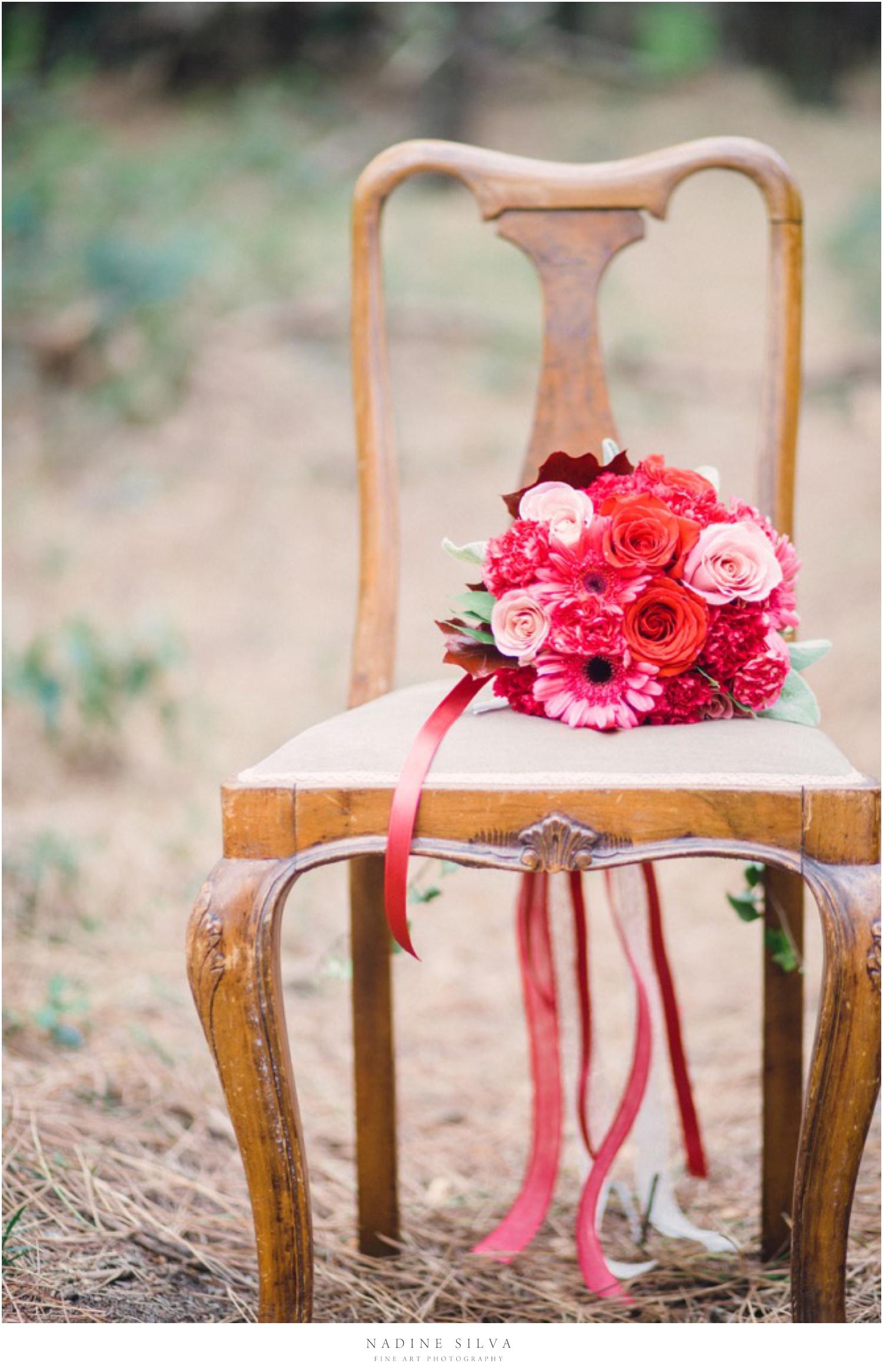 bouquet rosso rosa
