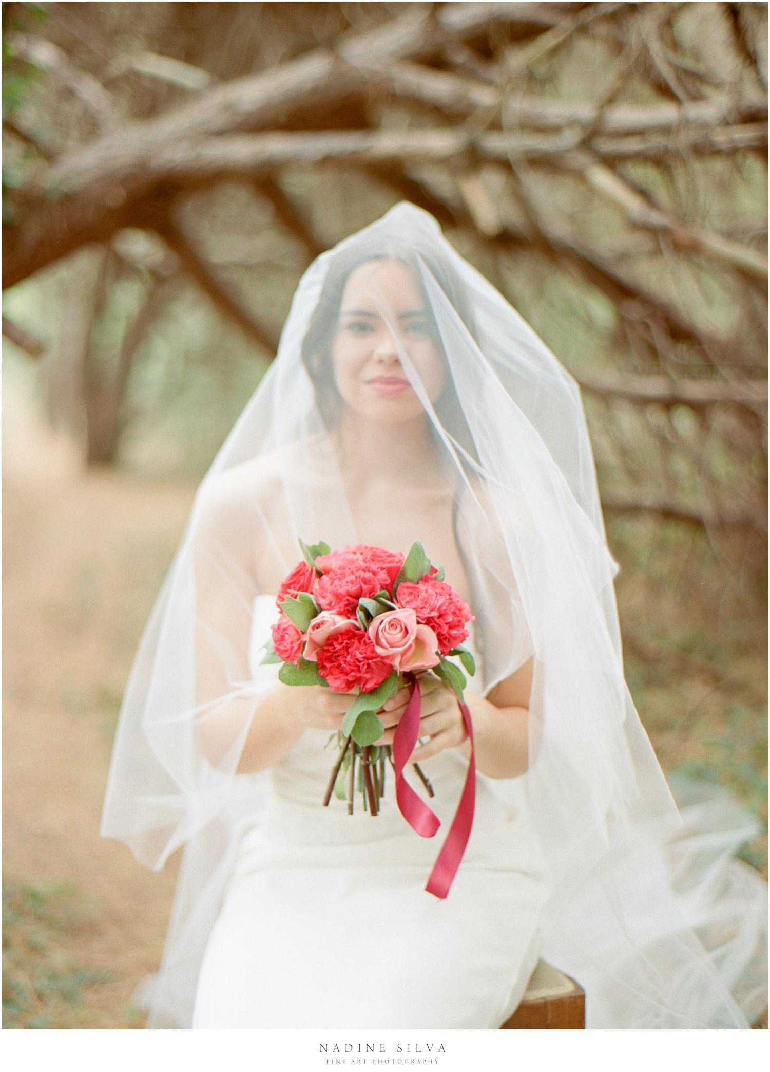 bouquet rosso rotondo