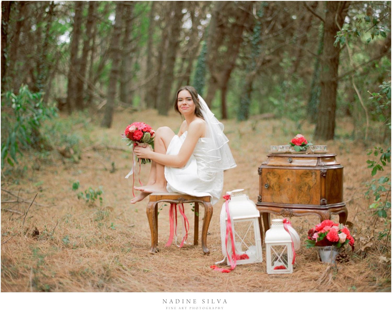 bouquet sposa vintage