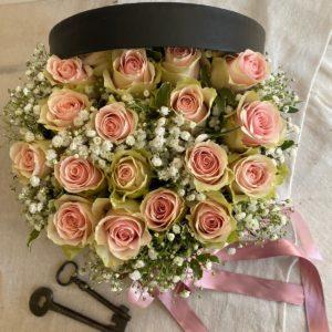 18 rose pink mondial